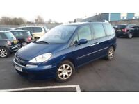 2007 07 PEUGEOT 807 2.0 SE AUTOMATIC.NICE CLEAN EXAMPLE,TWIN ELECTRIC DOORS.2KEY