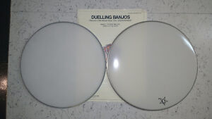 Banjo Drum Heads