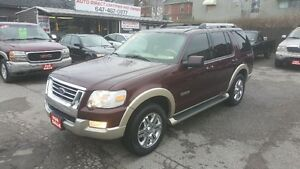 2007 FORD EXPLORER 4X4  *** FULLY LOADED / LOW KM *** $8995