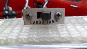 1967 to 1972 C10 Factory Cargo Light