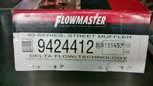 Brand new in box Flowmaster 40 series