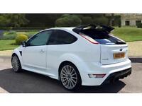 2010 Ford Focus 2.5 RS 3dr Manual Petrol Hatchback