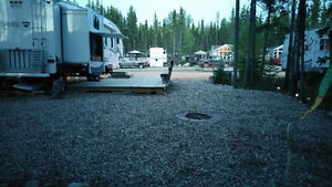 2013 -36' Sabre 5th wheel on leased lot @Candle Lake Golf Course