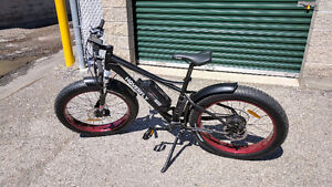 45KM/H Fast E-bike Sickest Looking And A Blowout Price!