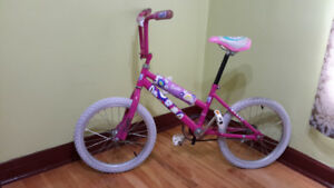 Vélo Bike / Children Bike ♻ Fille ♻ Barby ♻ Roues 18 po