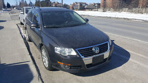 2008 Volkswagen Passat Wagon - Automatic, Loaded