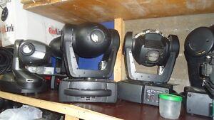 Réparation de système de son et d'éclairage professionnel