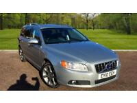 Volvo V70 2.4 D5 AWD ( 205ps ) Geartronic 2010MY SE Lux ELECTRIC SILVER ESTATE