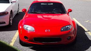 2008 Mazda MX-5 Miata Convertible