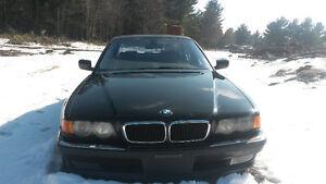 1999 BMW Berline