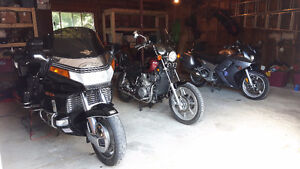 GOLDWING GL1500 - MUST GO $3,000 or BEST OFFER