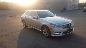 For Sale: 2011 Mercedes-Benz E550 4Matic, Fully Loaded AMG, Pano