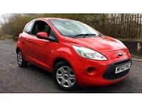2012 Ford Ka 1.2 Edge (Start Stop) Manual Petrol Hatchback