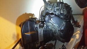 2014 klr 650 engine for sale and gauge cluster 2000 0b0
