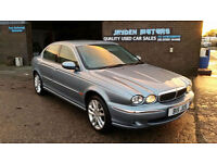 2003 JAGUAR X-TYPE 2.1 V6 CLASIC,ONLY 99000 MILES WITH HISTORY,