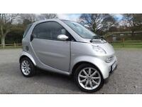 2007 07 SMART FORTWO 0.7 PASSION SOFTOUCH 2D AUTO 61 BHP