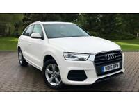 2015 Audi Q3 1.4T FSI SE Bluetooth and Turb Manual Petrol Estate