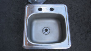 STAINLESS WASH BASIN
