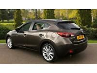 2015 Mazda 3 2.0 165 Sport Nav 5dr Manual Petrol Hatchback