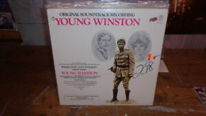 SEALED RECORD ALBUM LP VINYL YOUNG WINSTON SOUNDTRACK ALFRED RAL