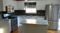 New White Kitchen Cabinets, 10x10 Layout $1999 January DEAL