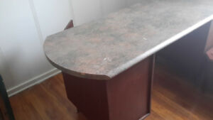 Custom Homemade Desk