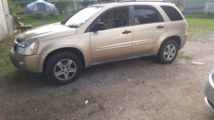 0t chev equinox just inspected 3700 or best offer