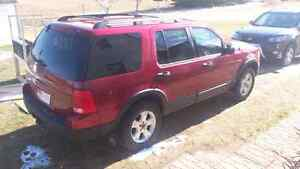 Alberta Owned 2003 Ford Explorer