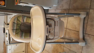Graco Blossom 4 in 1 Seat System High chair