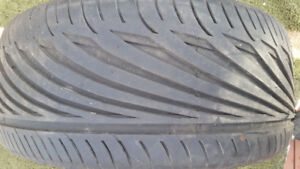Vredestein Ultrac Sessanta 20 in tires for BMWX5/X6