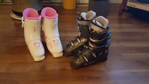 Ski boots in excellent shape