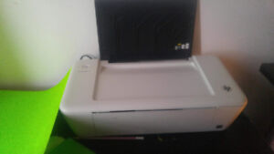 Hp printer for sale comes with ink and cords