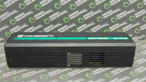 USED Coherent 532-200 DPSS Diode Pumped Green Laser Head