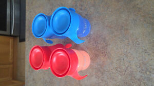 4-Avent natural drinking cups
