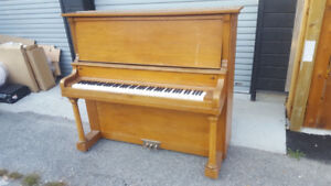 Piano in very good condition -- FREE