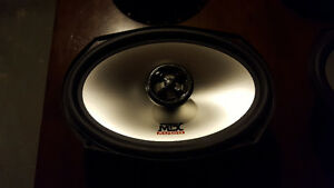 MTX TDX6902 6x9 Rear Car Speakers