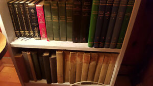 HARDCOVER BOOKS SALE - MANY CLASSICS AND OTHER KNOW AUTHORS