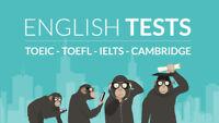 TOEIC,IELTS,TOEFL preparation and coaching. City of Montréal Greater Montréal Preview