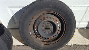 Tires and rims for sale Peterborough Peterborough Area image 1