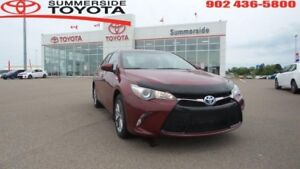 2016 Toyota Camry Hybrid SE  - Leather Seats -  Heated Seats