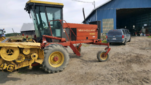 2450 windrower
