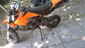 Gio 110cc dirt bike