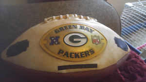 Limited Edition Green Bay Packers Football