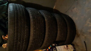 "15"" studed winter tires 205 75 r15"