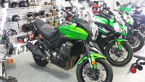 New 2014 Verseys 1000 ABS only $9850.00 plus tax & licence