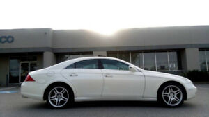 2009 Mercedes-Benz CLS-Class Sedan AMG Wheels Clean Title Local