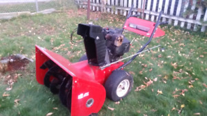 Highest Paid Cash For Your Used Snowblower Running Or Not