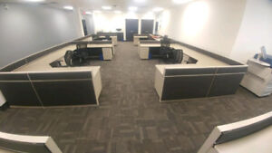 Workstations and Filing Cabinets!