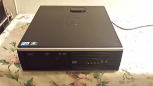 Used HP Compaq 6000 Pro Core 2 Duo 3.0Ghz Computer