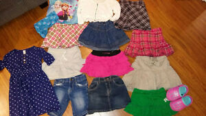 * BRAND NAME GIRL'S CLOTHING SIZE 5-6 *